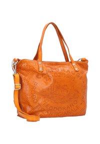 Campomaggi - Tote bag - orange - 3