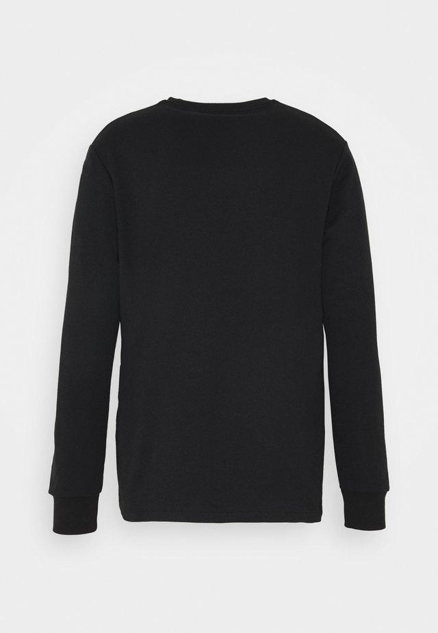 PRAY LONG SLEEVE UNISEX  - Sweatshirt - black