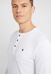 Pier One - Bluzka z długim rękawem - white - 5