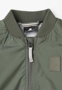 Didriksons - ROCIO KIDS JACKET - Outdoor jacket - khaki - 2