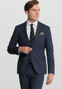 Van Gils - Suit jacket - blue - 0
