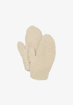 AUS FLAUSCHIGEM  - Handschoenen - pistachio shell
