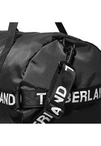 Timberland - DUFFEL TWILL - Holdall - black - 4