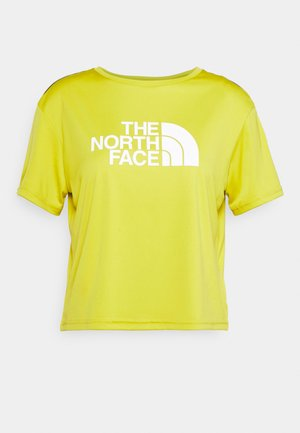 TEE - T-shirts print - citronelle green
