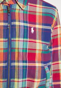 Polo Ralph Lauren - JACKET - Giacca leggera - blue/red madra - 8