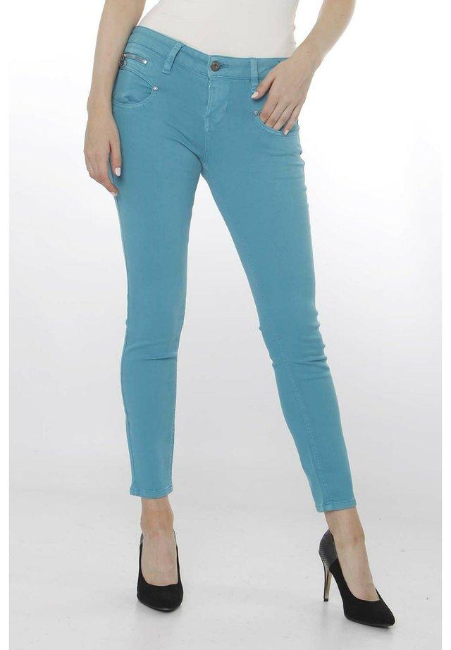 ALEXA - Jeans Skinny Fit - caribbian blue