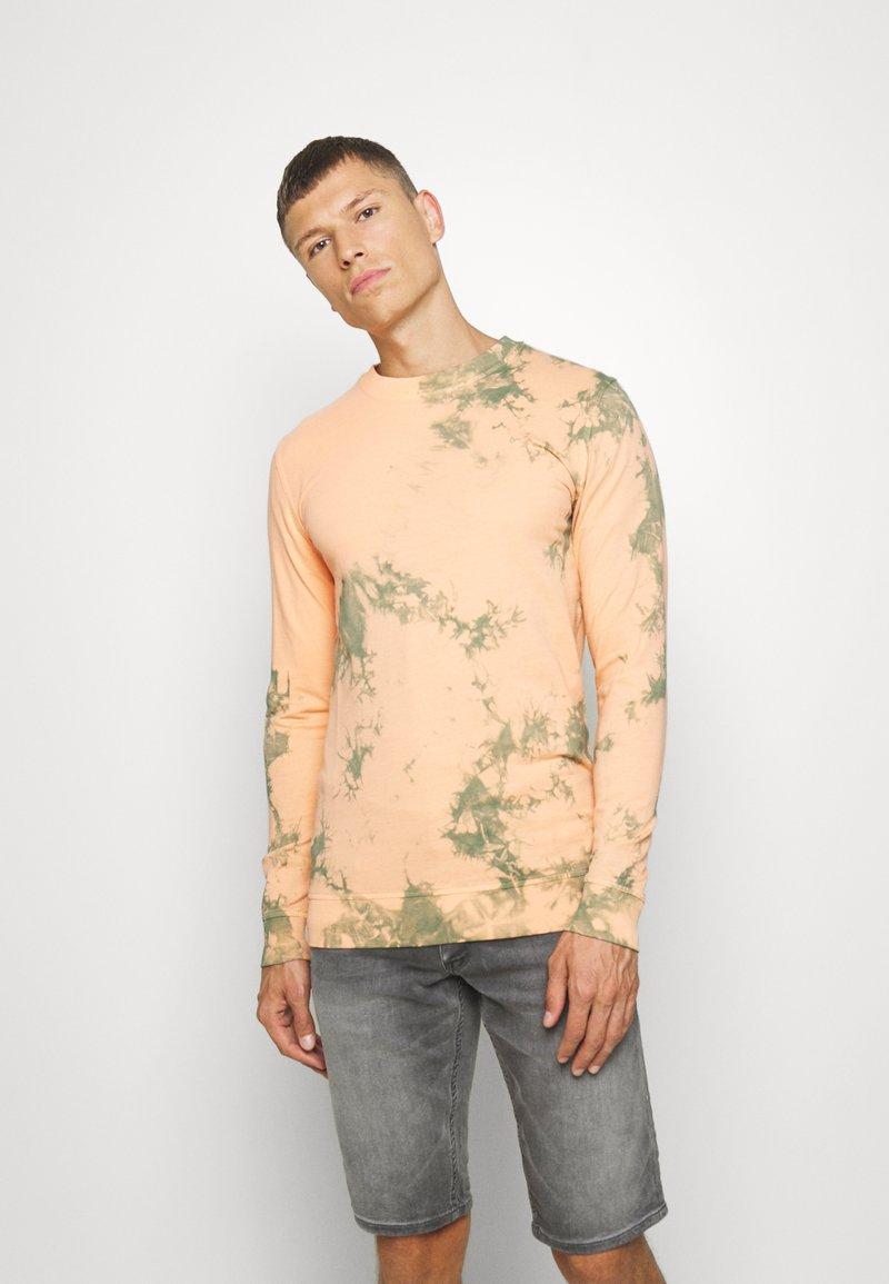 Solid - JOVANI CREW - Sweatshirt - flame