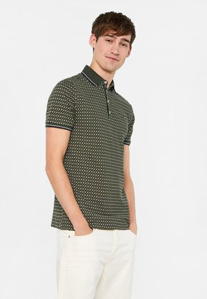 MIT MUSTER - Poloshirt - army green