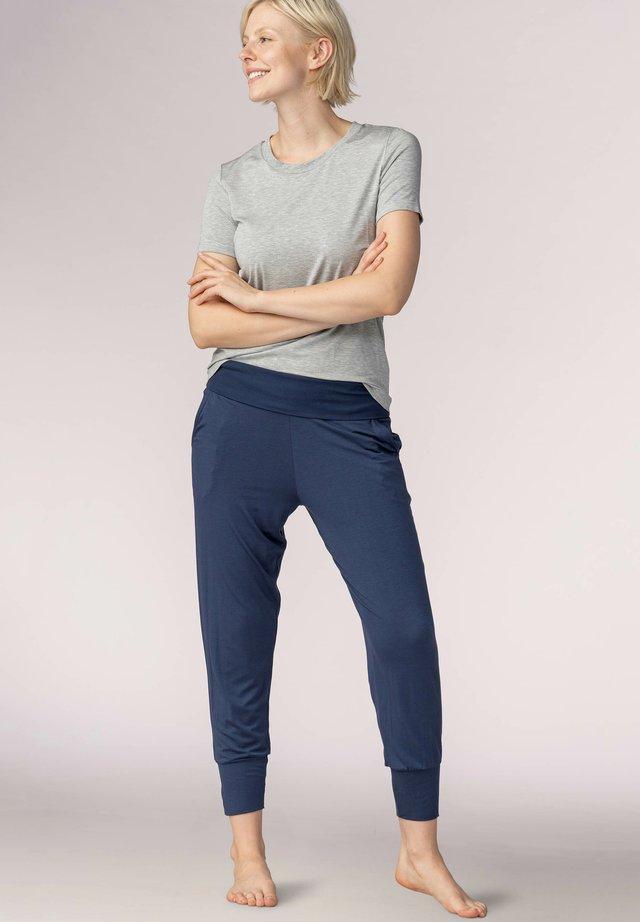 Pyjama bottoms - true blue