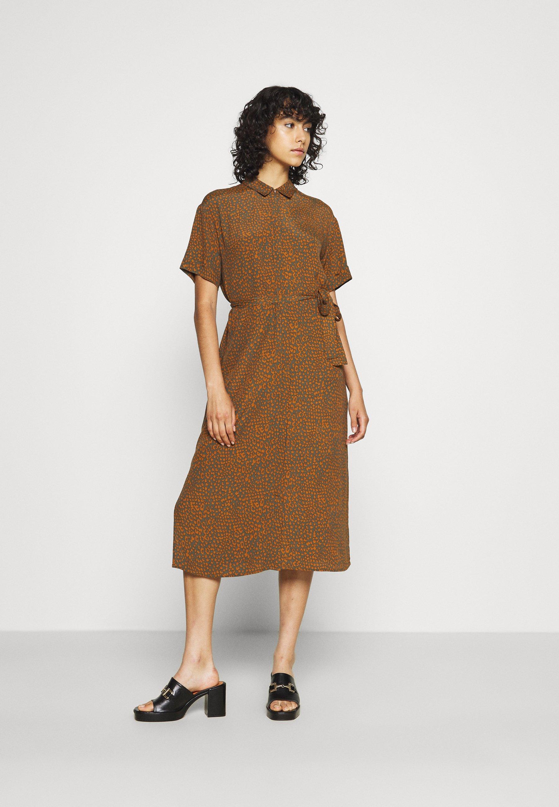 Women NUBENTA MIDI DRESS - Shirt dress