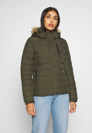 CLASSIC FUJI JACKET - Winter jacket - forest green