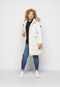 Lauren Ralph Lauren Woman - Down coat - moda cream - 1