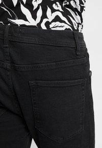 Pier One - Slim fit jeans - black - 5