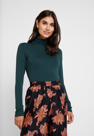 YOKO ROLLNECK - Long sleeved top - green spruce