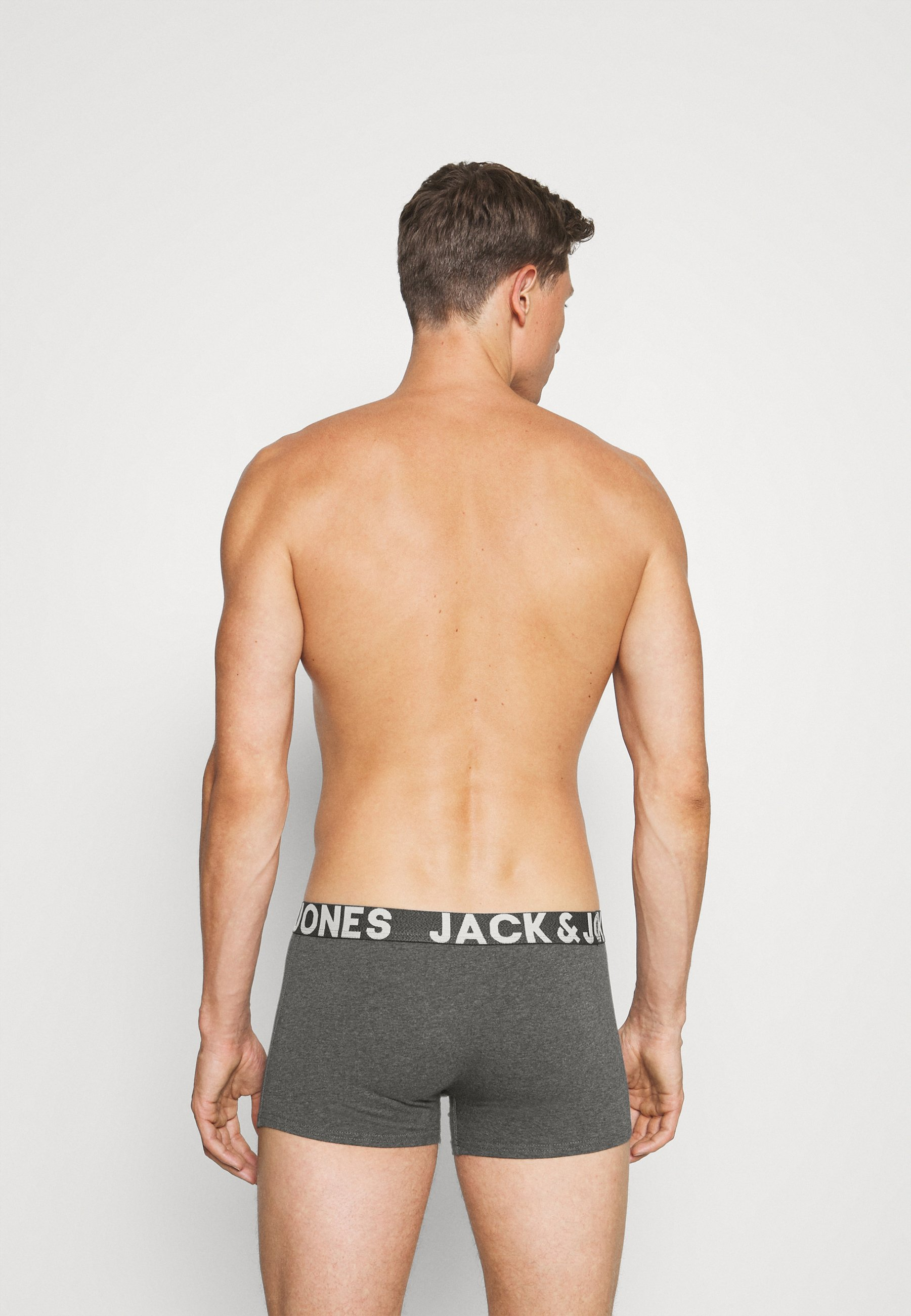 Uomo JACMIKE TRUNKS 5 PACK - Culotte