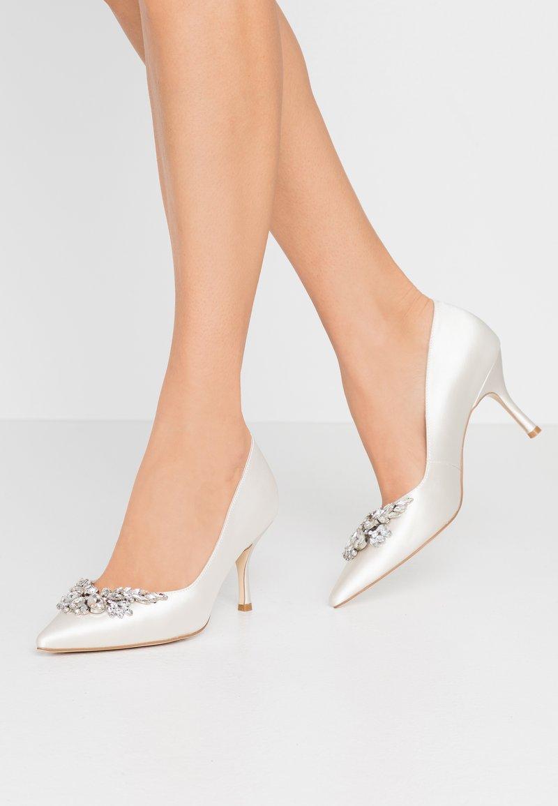 Dune London - BELS - Svatební boty - ivory