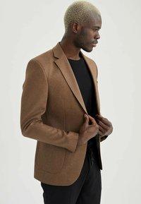 DeFacto - Blazer jacket - brown - 4