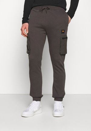 TERZI - Pantalones deportivos - charcoal