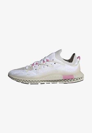 4D FUSIO  - Sneakers - ftwr white/core black/cream white