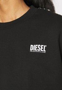 Diesel - BFOWT-FELPH-R - Sweatshirt - black - 5