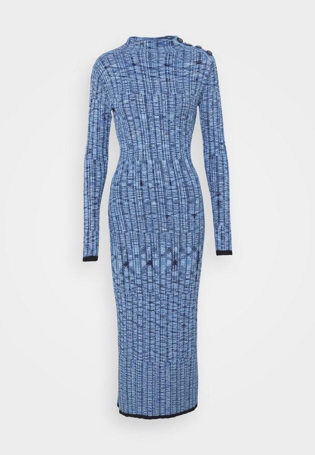 SENSIBILITY DRESS - Etui-jurk - blue marle