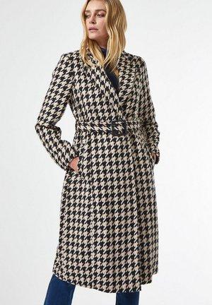 Płaszcz wełniany /Płaszcz klasyczny - multi