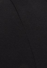 Vero Moda Petite - VMMAXI SOFT LONG - Long sleeved top - black - 2