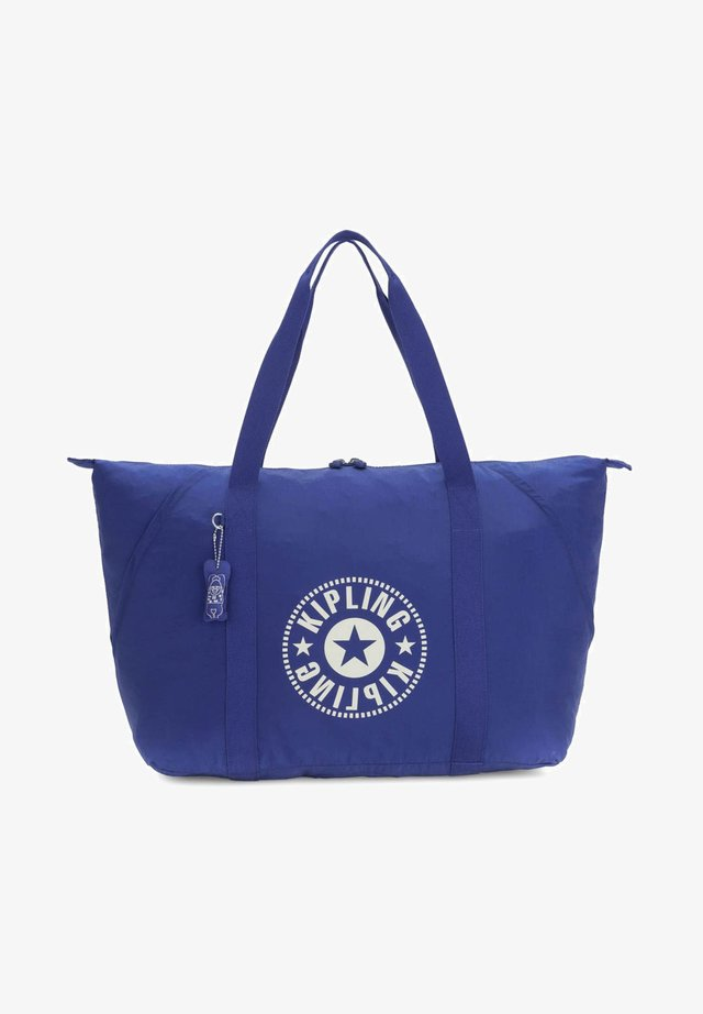 GO YOUR OWN WAY  - Shopping bag - laserblue light