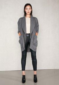 jeeij - Summer jacket - grey meliert - 1