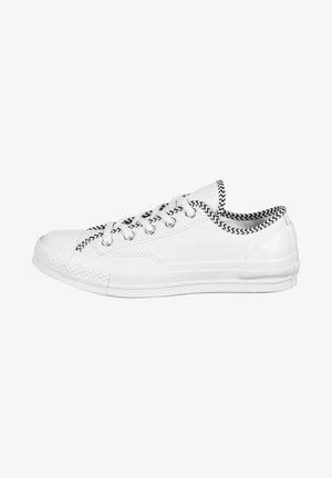 MISSION - Trainers - white black