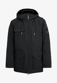 Finn Flare - Winter jacket - black - 5