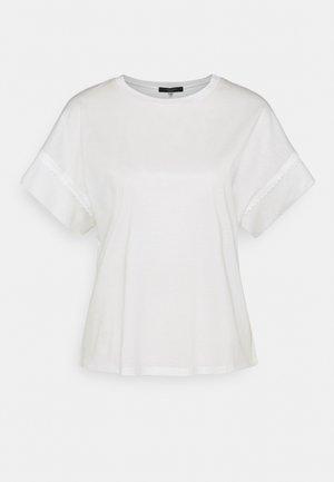 PALMA - Jednoduché triko - weiss