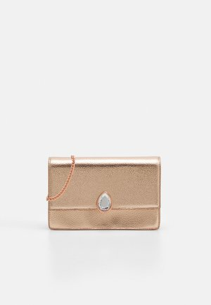 ESTEER TEARDROP EVENING BAG - Clutch - rosegold