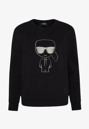 IKONIK - Sweatshirt - black