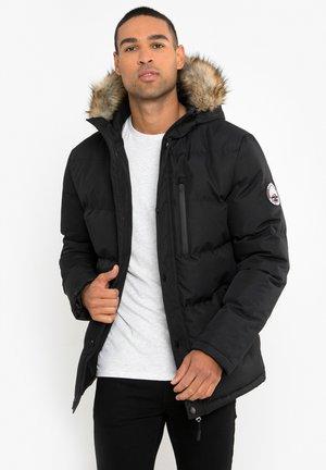 ARNWOOD PADDED - Winter jacket - black