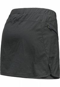 Haglöfs - LITE SKORT - Sports skirt - magnetite - 6