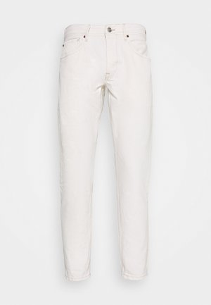 CALLEN CROP - Jeans Tapered Fit - offwhite