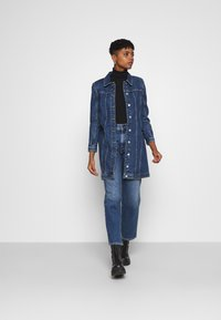 Even&Odd - 2 PACK - Long sleeved top - black/grey - 1