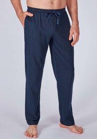 Huber Bodywear - Pyjama bottoms - dark blue - 2