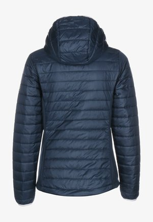 ROUTEBURN W - Winter jacket - dark indigo