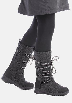 SAANA GORE-TEX - Snowboots  - dark grey