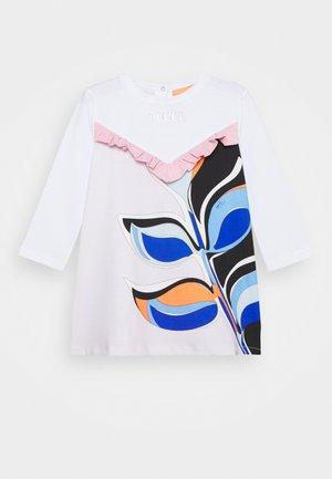 DRESS BABY - Vestito di maglina - white