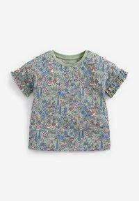 Next - 5 PACK - T-shirt print - pink - 5
