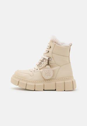 STREET - Winter boots - tamesis ibory/beige