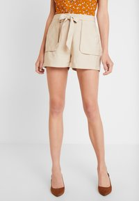 Springfield - GYM - Shorts - beige - 0