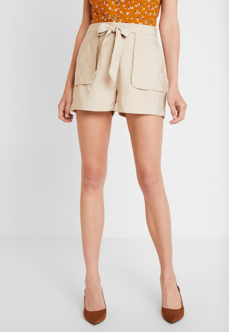 Springfield - GYM - Shorts - beige