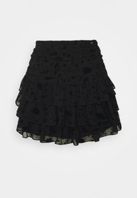 NIKKIE - SYA SKIRT - Mini skirt - black - 4
