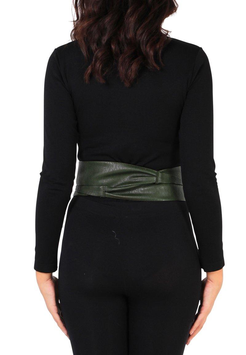 KRISP - Waist belt - khaki