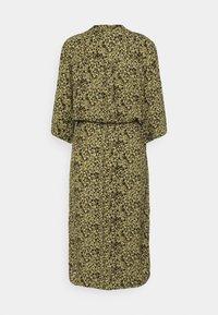 Soaked in Luxury - ZAYA DRESS - Day dress - green - 1