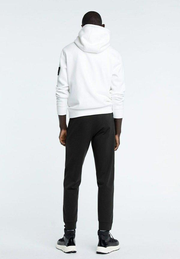 Mango HAMBURG - Bluza z kapturem - weiß/biały Odzież Męska GTFX